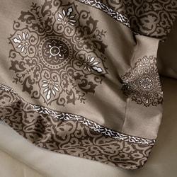 Kristie Medallion 3-piece Duvet Cover Set