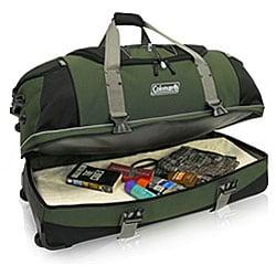 Coleman Excursion 36-inch Wheeled Duffel Bag