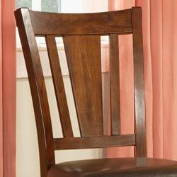 Americana Dark Oak Side Chair (Set of 2)