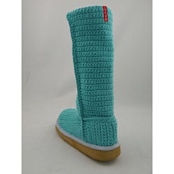 Livs Women's Knit Cotton Boots