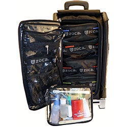 Zuca Sport Pro-rolling Carry-on with Seat and Travel Cover