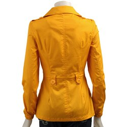 Last Kiss Women's Military-style Jacket