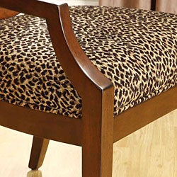 Cheetah Crest Chair