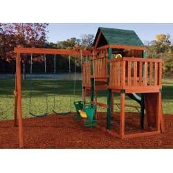 Swing-N-Slide Winchester Wood Swing Set Kit