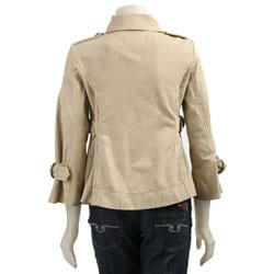 BCBGeneration Women's 'Brisa' Double-breasted Jacket