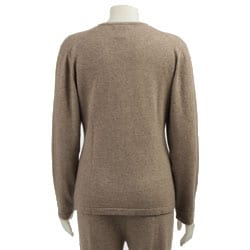 Cashmere Showroom Women's Cashmere Pajamas