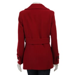 Calvin Klein Women's Wool Peacoat