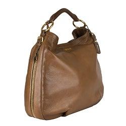prada purse pink - Prada \u0026#39;Cervo Antik\u0026#39; Hobo Bag - 12032107 - Overstock.com Shopping ...