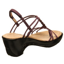 J-41 Women's 'Lyon' Wedge Sandals