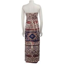 Believe Women's Sublimation Maxi Dress