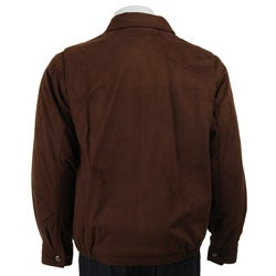 Claiborne Men's Microsuede Jacket