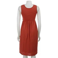 AtoZ Women's Keyhole Dress