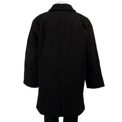 Ten West Men's Microfiber Car Coat