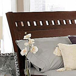 Noho Warm Cherry 5-piece Queen-size Bedroom Set