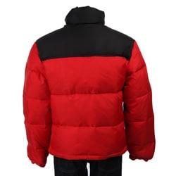 First Down Men's Down Zip-up Jacket