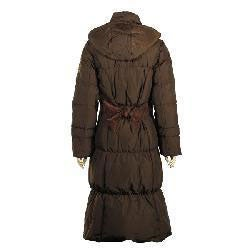 Betsey Johnson Women's Long Down Coat