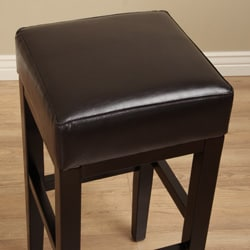 Rachel Faux Leather Barstool