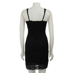 Amazon.com: Onyx Nite Sequin Halter Dress: Clothing
