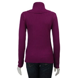 Western Connection Women's Long-sleeve Cable Knit Sweater