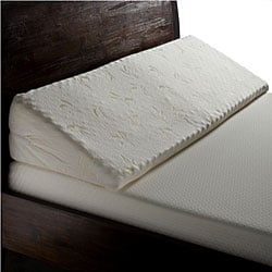 Comfort Dreams Memory Foam Bed Wedge