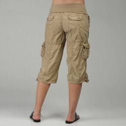 Wonderful Calvin Klein Performance Womenamp39s Capri Cargo Pants  Overstockcom