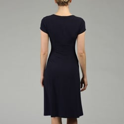 connected apparel women's sunburst ity dress  12326633