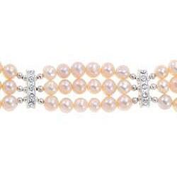 Sivler Pearl Bracelet (Thailand)