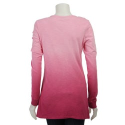 One World Apparel Women's 2-fer Top