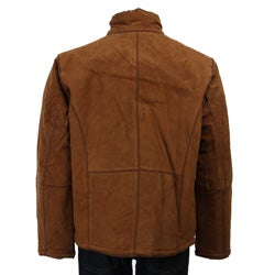Robert Comstock Men's Leather Jacket