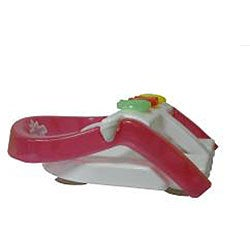 BeBe Love Infant Bath Ring Seat in Pink