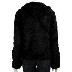 Coffee Shop Women's Faux Fur Jacket
