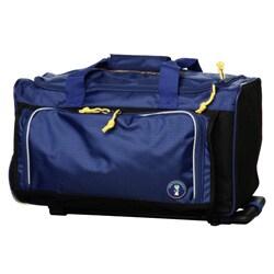 Kids' 'Going to Grandma's' Rolling Duffel Bag