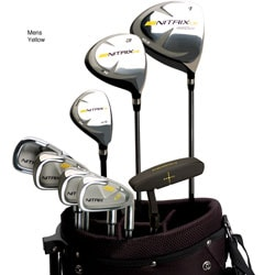 Nitrix Complete Golf Set