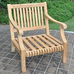 Kokomo Teak Lounge Chair