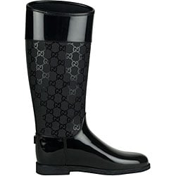 Excellent Women39s Gucci 39Edimburg GG39 Rain Boot From Nordstrom  Shoes