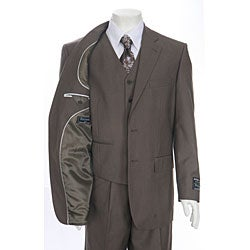 Ferrecci Men's 3-piece 2-button Suit
