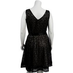 Tahari ASL Women's Plus Size Lace Dress