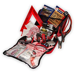 Lifeline First Aid AAA Excursion 73-piece Emergency Road Kit