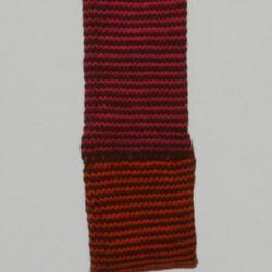 Steve Madden Multi Color Stripe Infinity Scarf