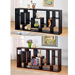 Wood Bookcase/ Display Cabinet