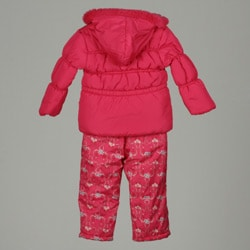 Disney Toddler Girl's Princess 2-Piece Snowsuit