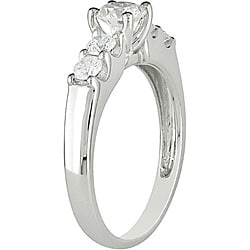 Miadora 14k Gold 1ct TDW Diamond Engagement Ring (H-I, I1-I2)