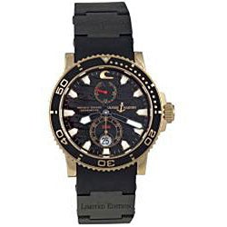 Ulysse Nardin Men's Black Surf Limited Edition Watch