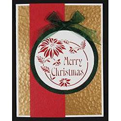Christmas Laser Cut Cards (Refurbished)