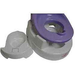 BeBeLove New Violet Plastic Potty