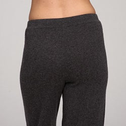 Oliver & James Women's Cashmere Drawstring Pants