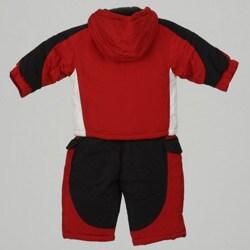Carter's Infant Boy's Colorblock 2-piece Snowsuit Set