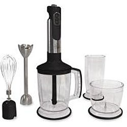 Wolfgang Puck BIBC2020 Black Stainless Steel Immersion Blender (Refurbished)