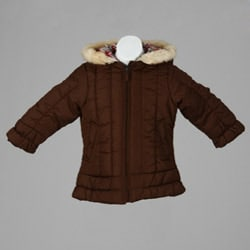 London Fog Girl's 2-Piece Snowsuit