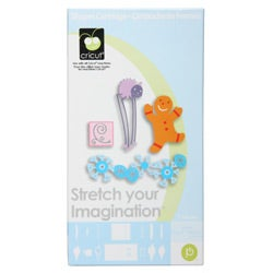 Cricut Stretch Your Imagination Cartridge